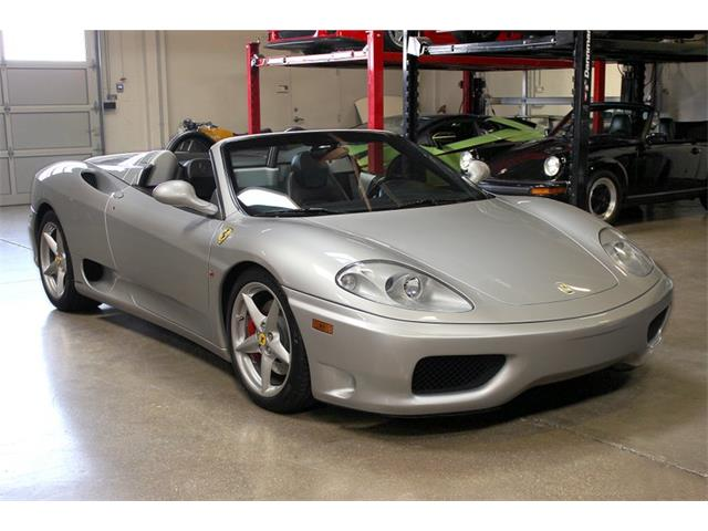 Picture of 2002 Ferrari 360 located in San Carlos California - $69,995.00 Offered by  - M44P