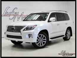 Picture of '14 LX570 - M457