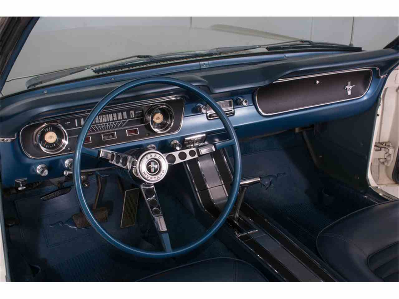 Large Picture of Classic 1964 Mustang located in Volo Illinois - $36,998.00 Offered by Volo Auto Museum - M463