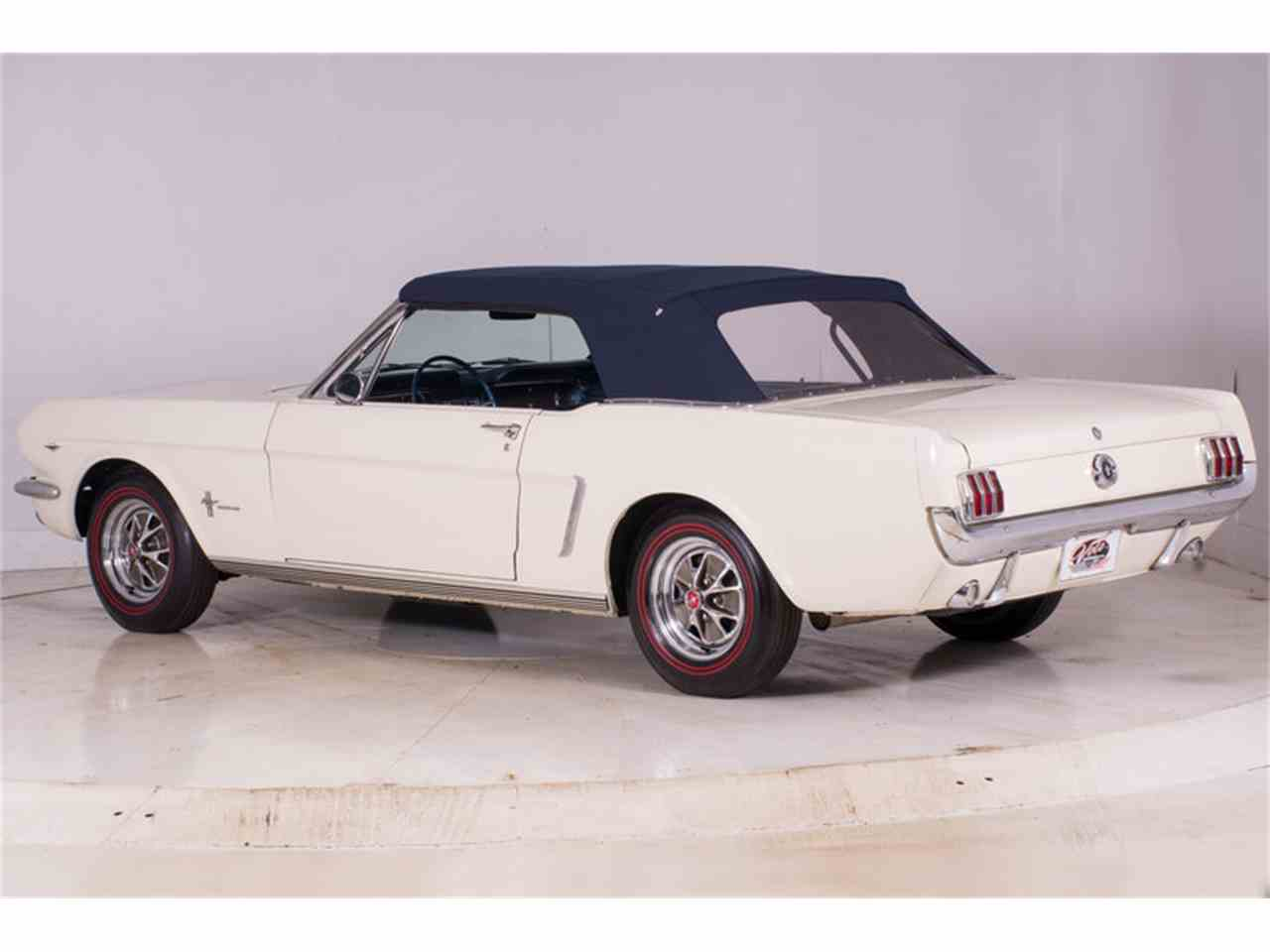 Large Picture of '64 Mustang - $36,998.00 Offered by Volo Auto Museum - M463