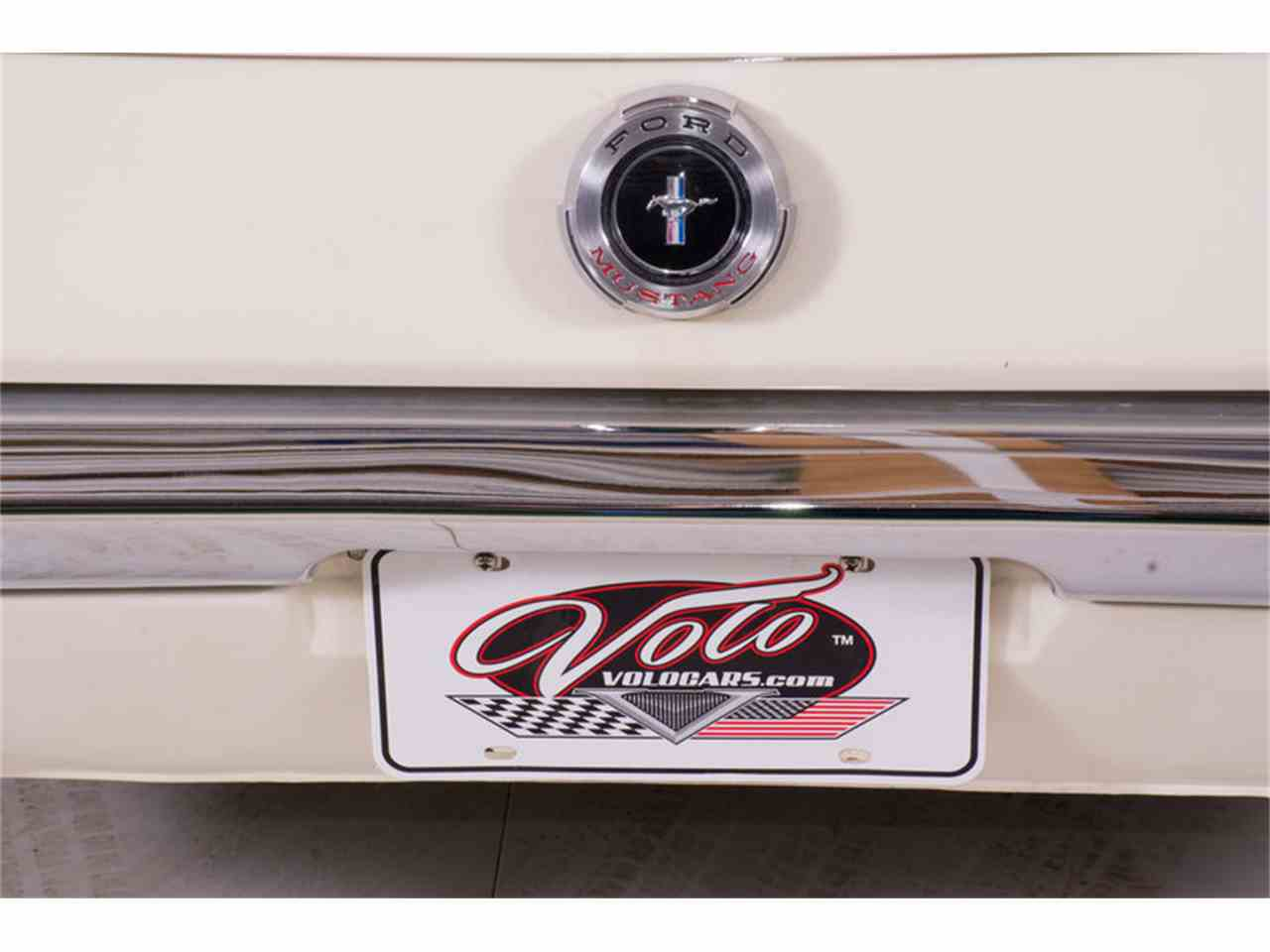 Large Picture of 1964 Ford Mustang located in Illinois - $36,998.00 Offered by Volo Auto Museum - M463
