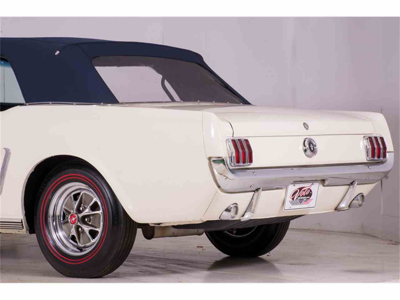 Large Picture of '64 Ford Mustang - M463