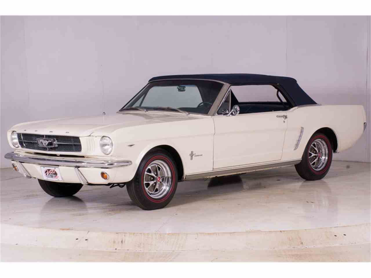 Large Picture of 1964 Ford Mustang located in Illinois - $36,998.00 - M463