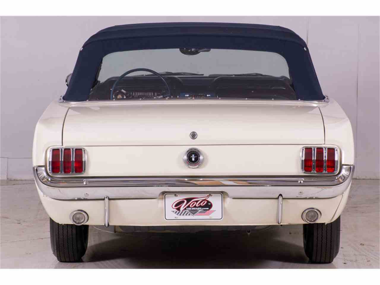 Large Picture of '64 Ford Mustang located in Illinois - $36,998.00 Offered by Volo Auto Museum - M463
