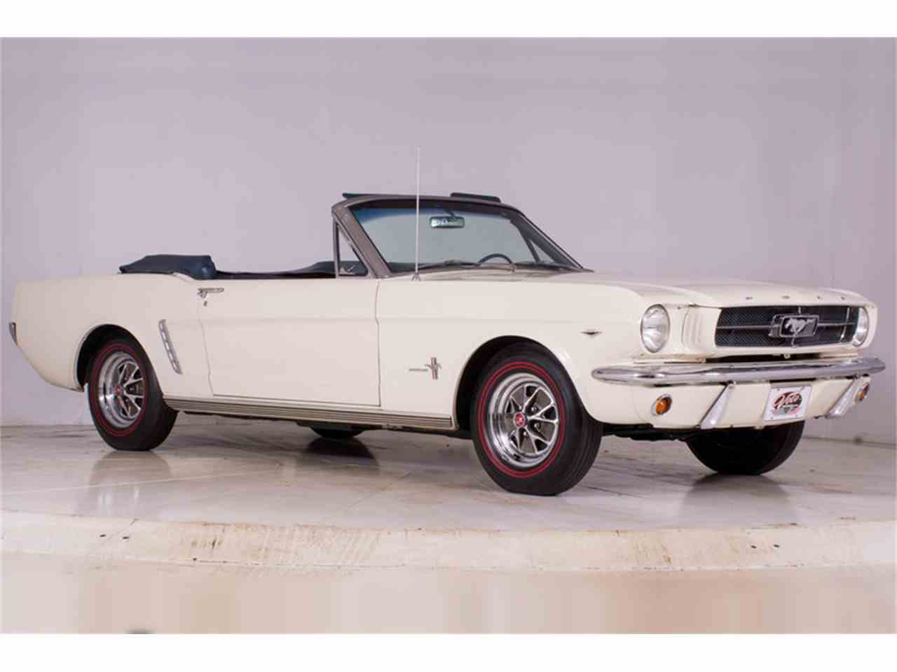 Large Picture of '64 Mustang located in Volo Illinois - $36,998.00 Offered by Volo Auto Museum - M463