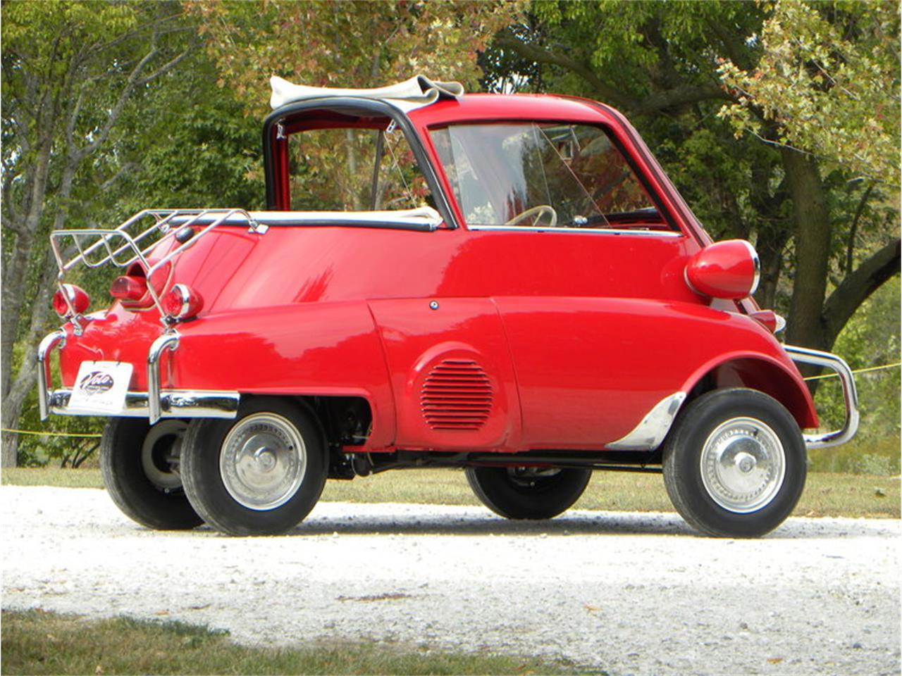 1957 Bmw Isetta For Sale Classiccars Com Cc 1031844