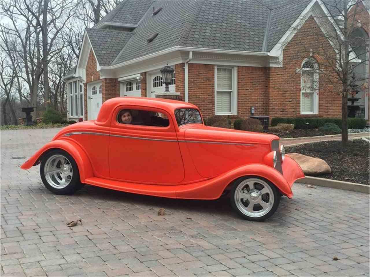 1934 Ford Street Rod for Sale | ClassicCars.com | CC-1031862