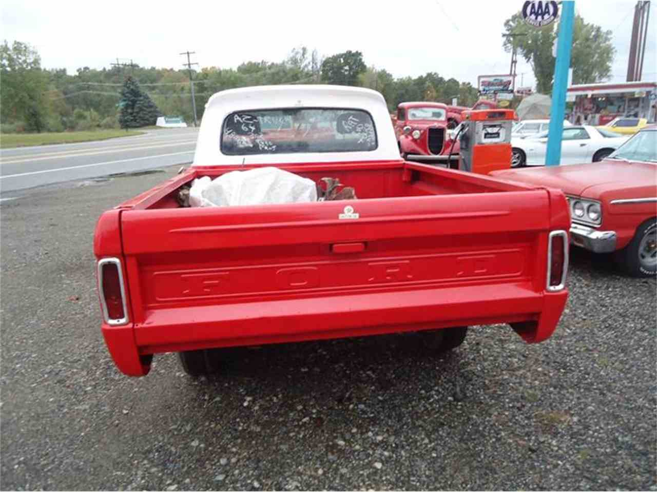 Large Picture of '64 F100 - M46X