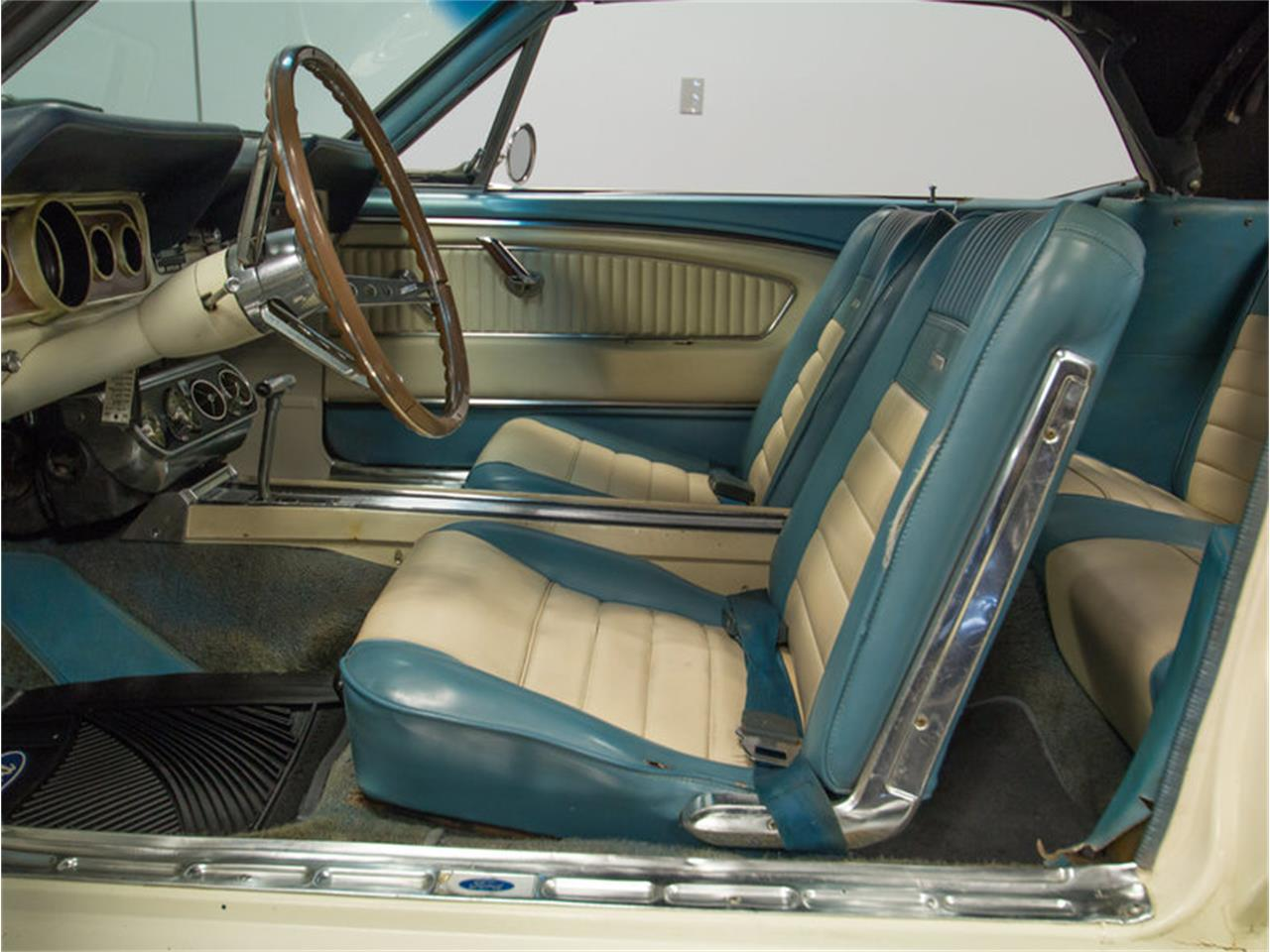Large Picture of 1966 Mustang located in North Carolina - $22,995.00 Offered by Streetside Classics - Charlotte - M47G