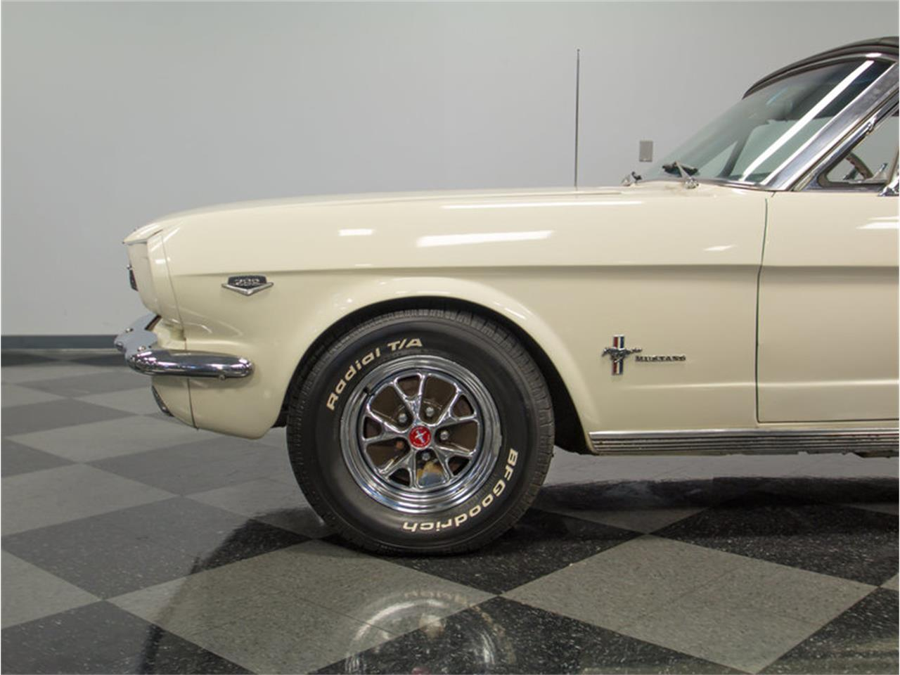 Large Picture of Classic 1966 Ford Mustang Offered by Streetside Classics - Charlotte - M47G
