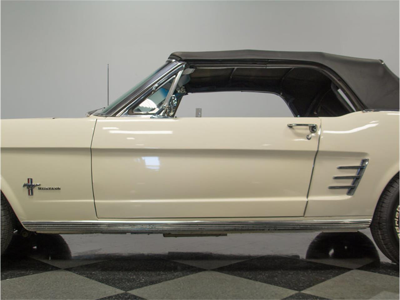 Large Picture of 1966 Ford Mustang located in North Carolina Offered by Streetside Classics - Charlotte - M47G
