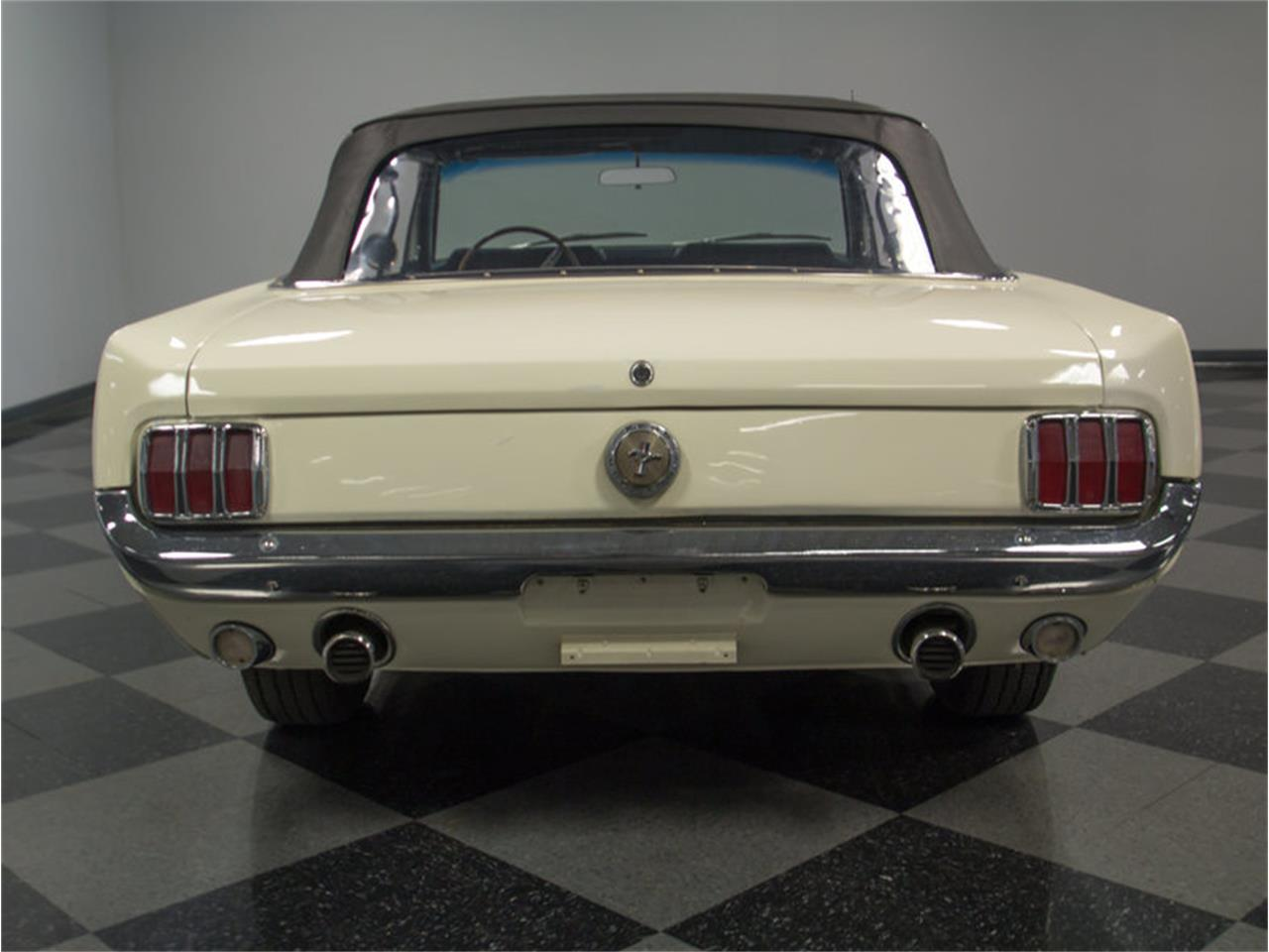 Large Picture of Classic '66 Ford Mustang located in Concord North Carolina Offered by Streetside Classics - Charlotte - M47G