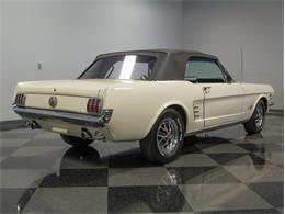 Picture of Classic '66 Ford Mustang located in North Carolina - $22,995.00 Offered by Streetside Classics - Charlotte - M47G