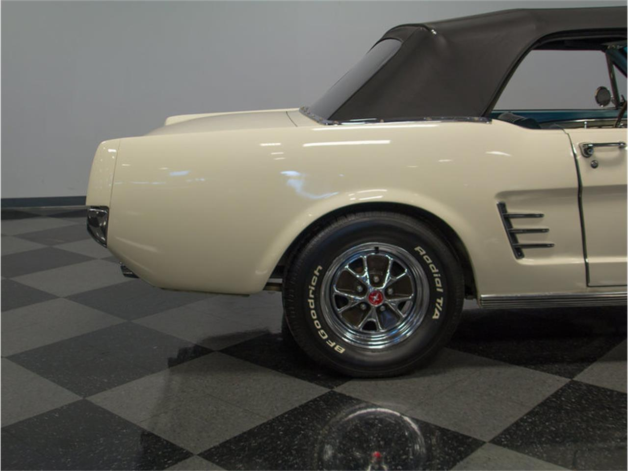 Large Picture of Classic 1966 Ford Mustang located in Concord North Carolina Offered by Streetside Classics - Charlotte - M47G