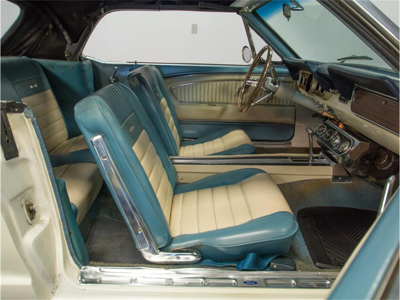Large Picture of 1966 Ford Mustang Offered by Streetside Classics - Charlotte - M47G