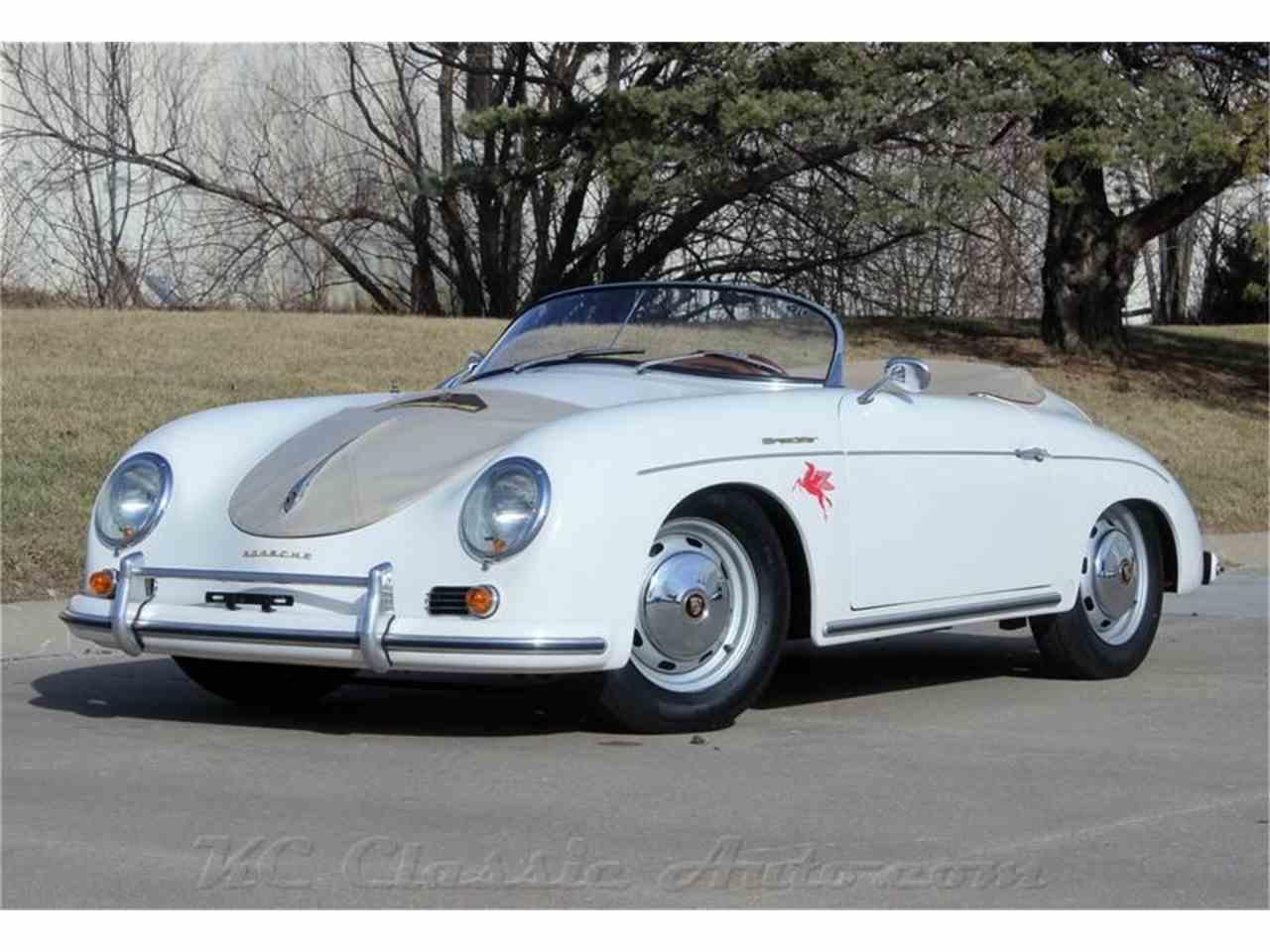 1958 Porsche 356 Replica for Sale | ClicCars.com | CC-1030190