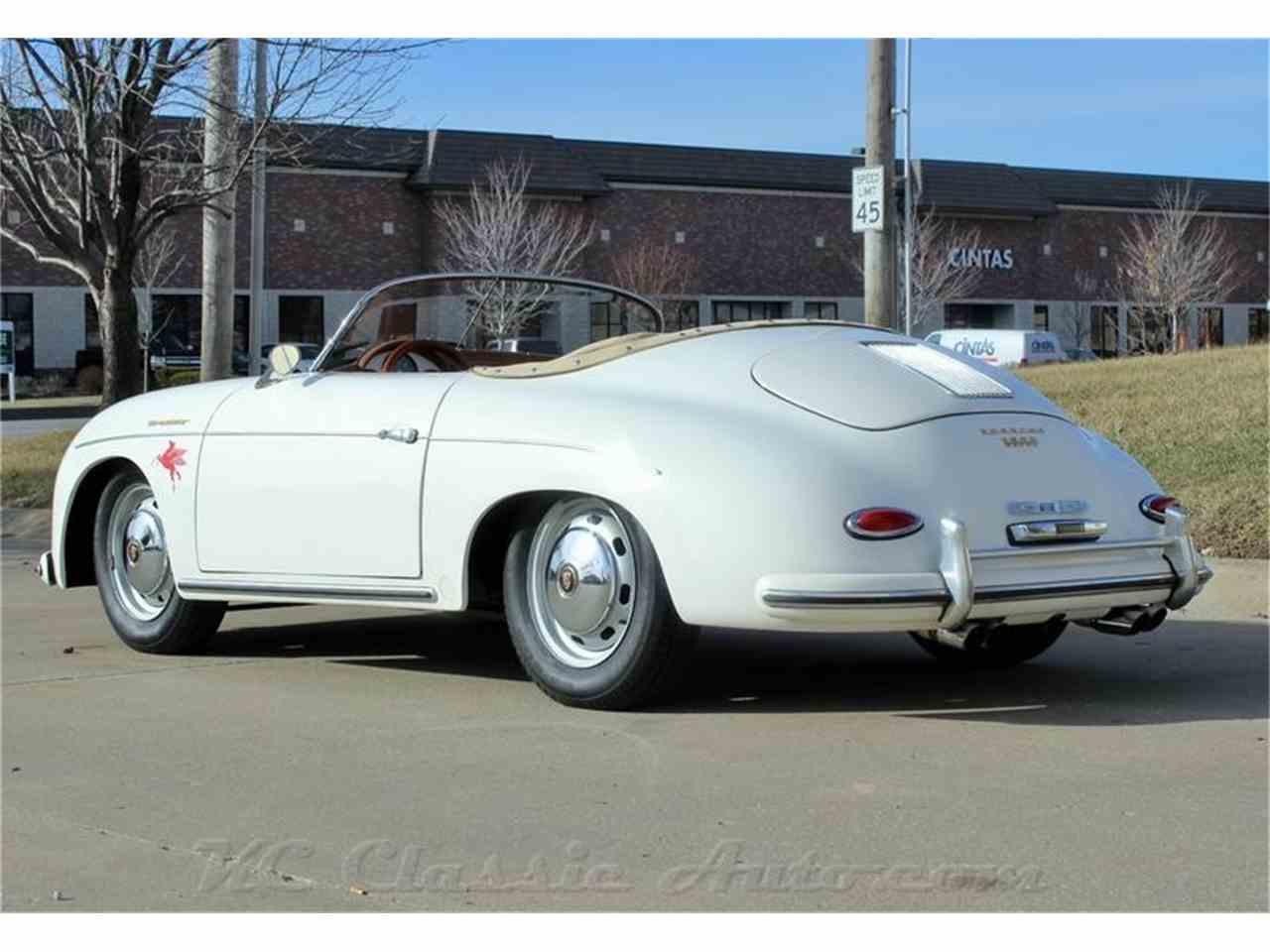 1958 Porsche 356 Replica for Sale   ClassicCars.com   CC-1030190