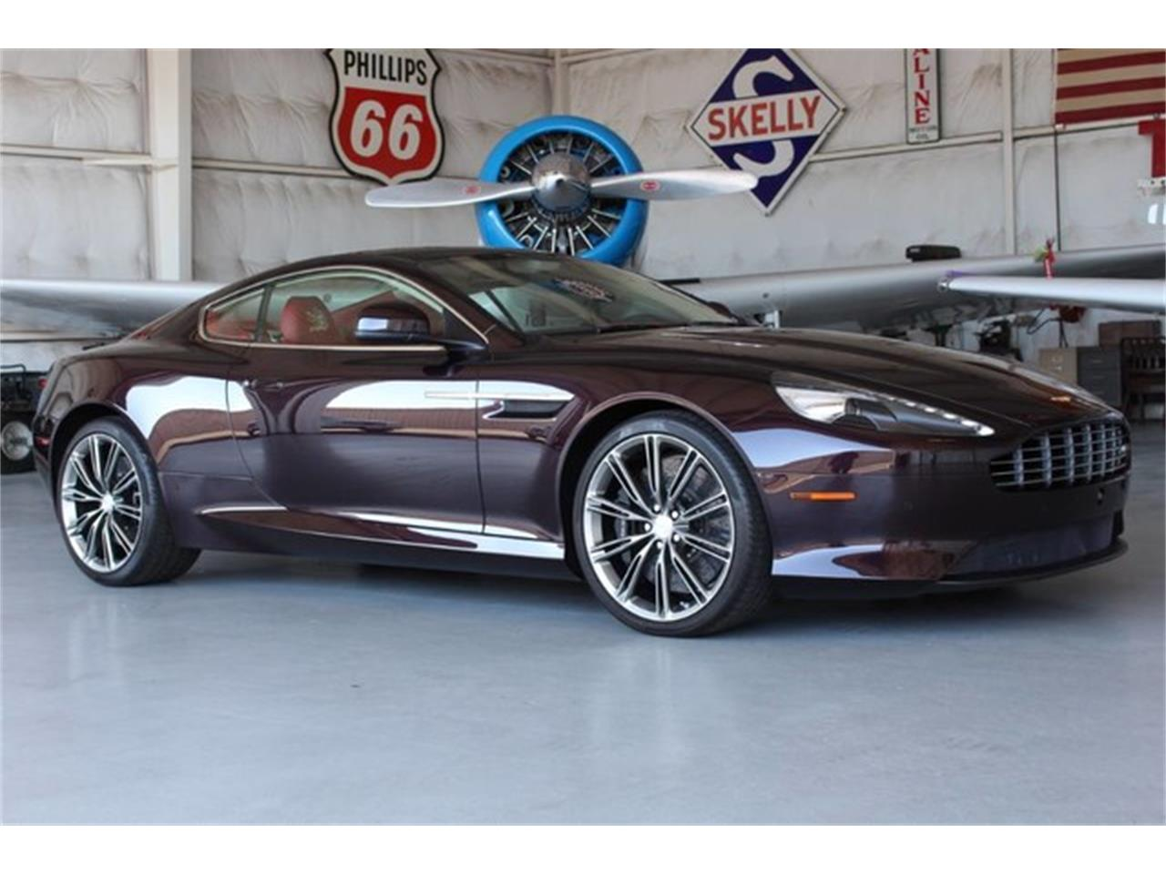 2012 Aston Martin Virage For Sale Classiccars Com Cc 1031901