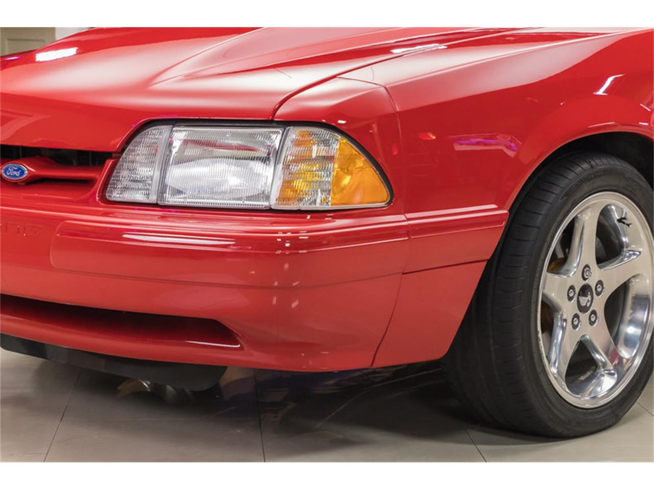 Large Picture of '93 Mustang LX Notchback - M47Z