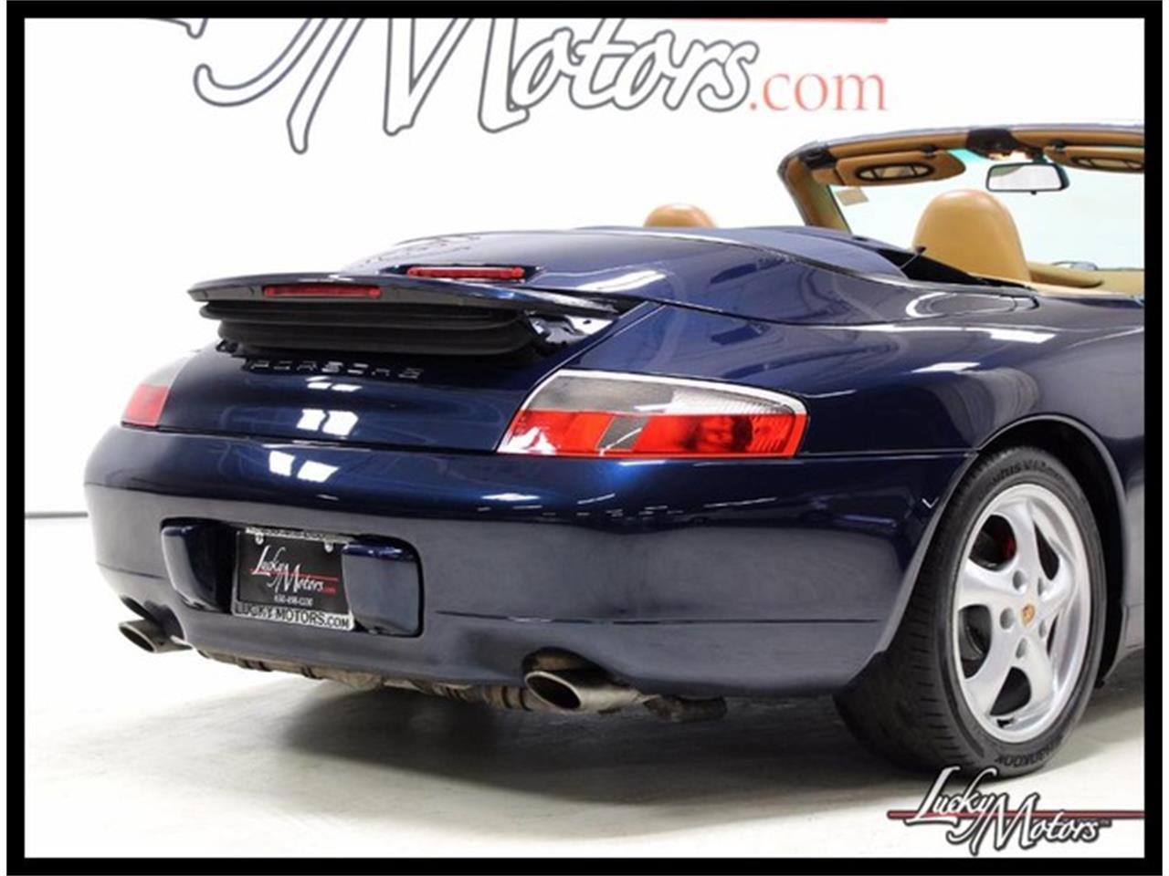 Large Picture of '99 Porsche 911 Carrera - $14,990.00 - M482
