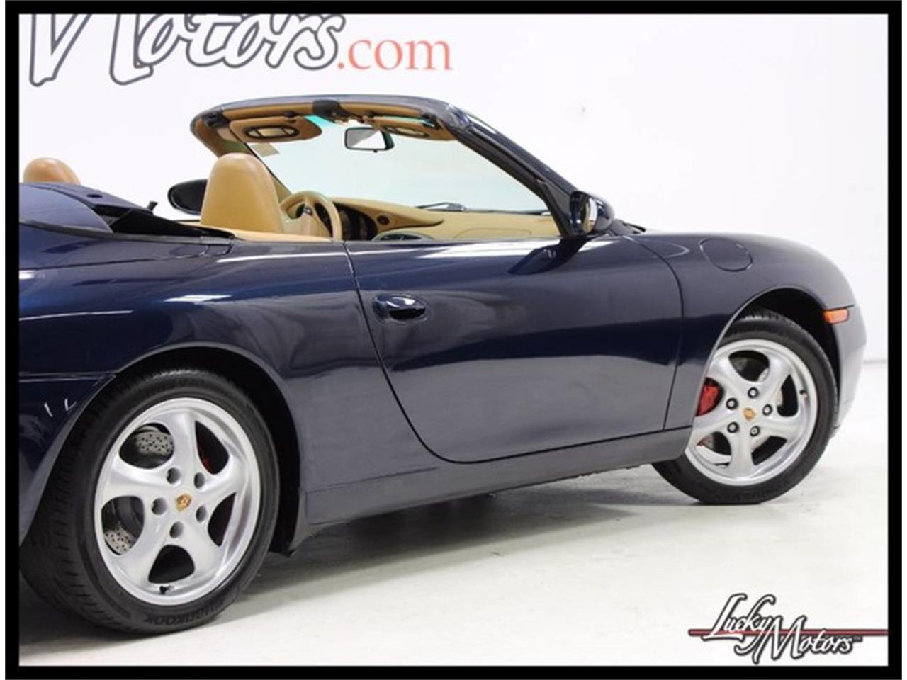 Large Picture of '99 911 Carrera located in Elmhurst Illinois - $14,990.00 Offered by Lucky Motors Of Villa Park - M482