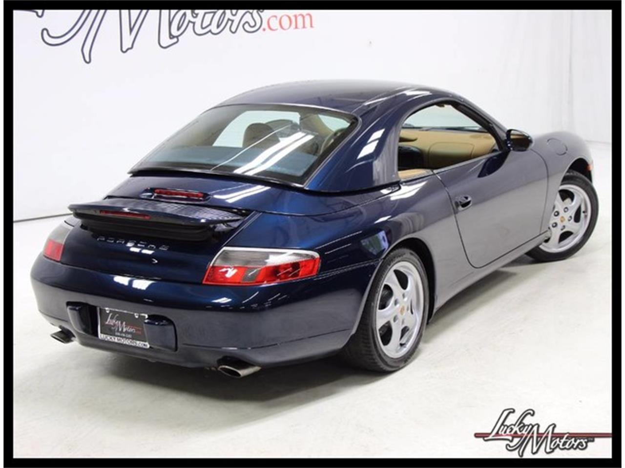 Large Picture of 1999 Porsche 911 Carrera - M482