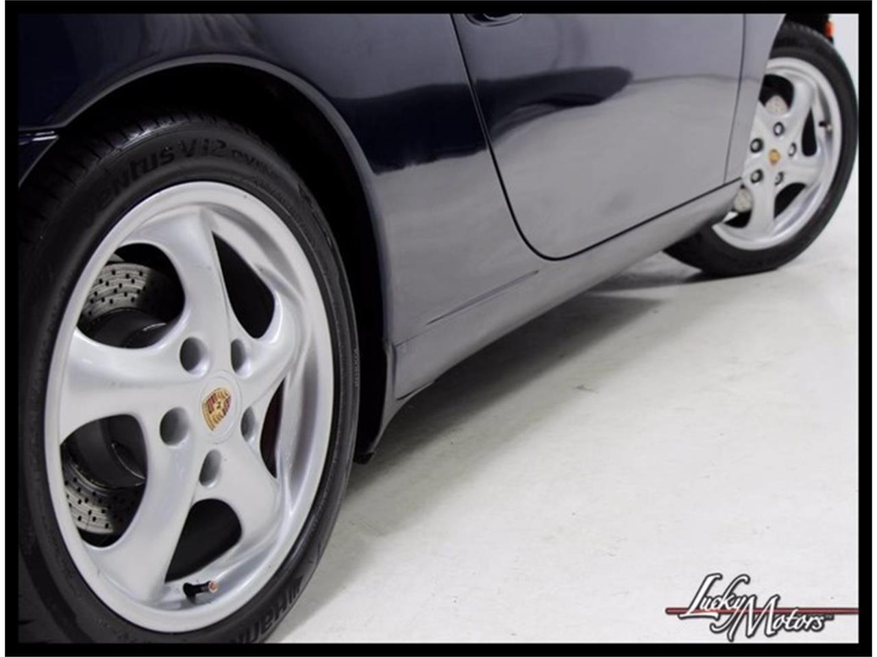 Large Picture of '99 Porsche 911 Carrera - M482