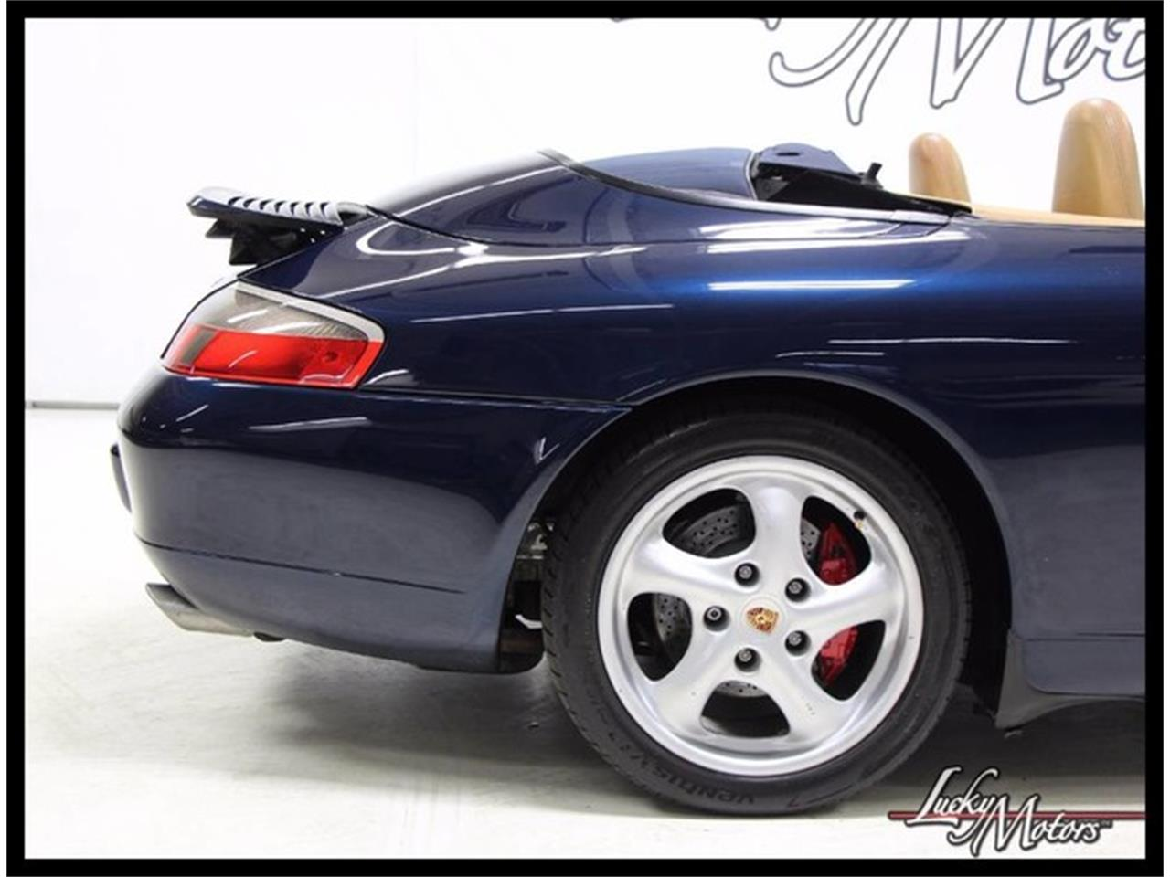 Large Picture of 1999 Porsche 911 Carrera located in Elmhurst Illinois Offered by Lucky Motors Of Villa Park - M482