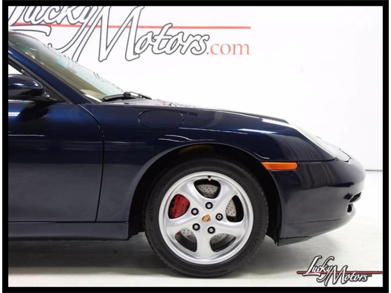 Large Picture of 1999 Porsche 911 Carrera located in Elmhurst Illinois - M482
