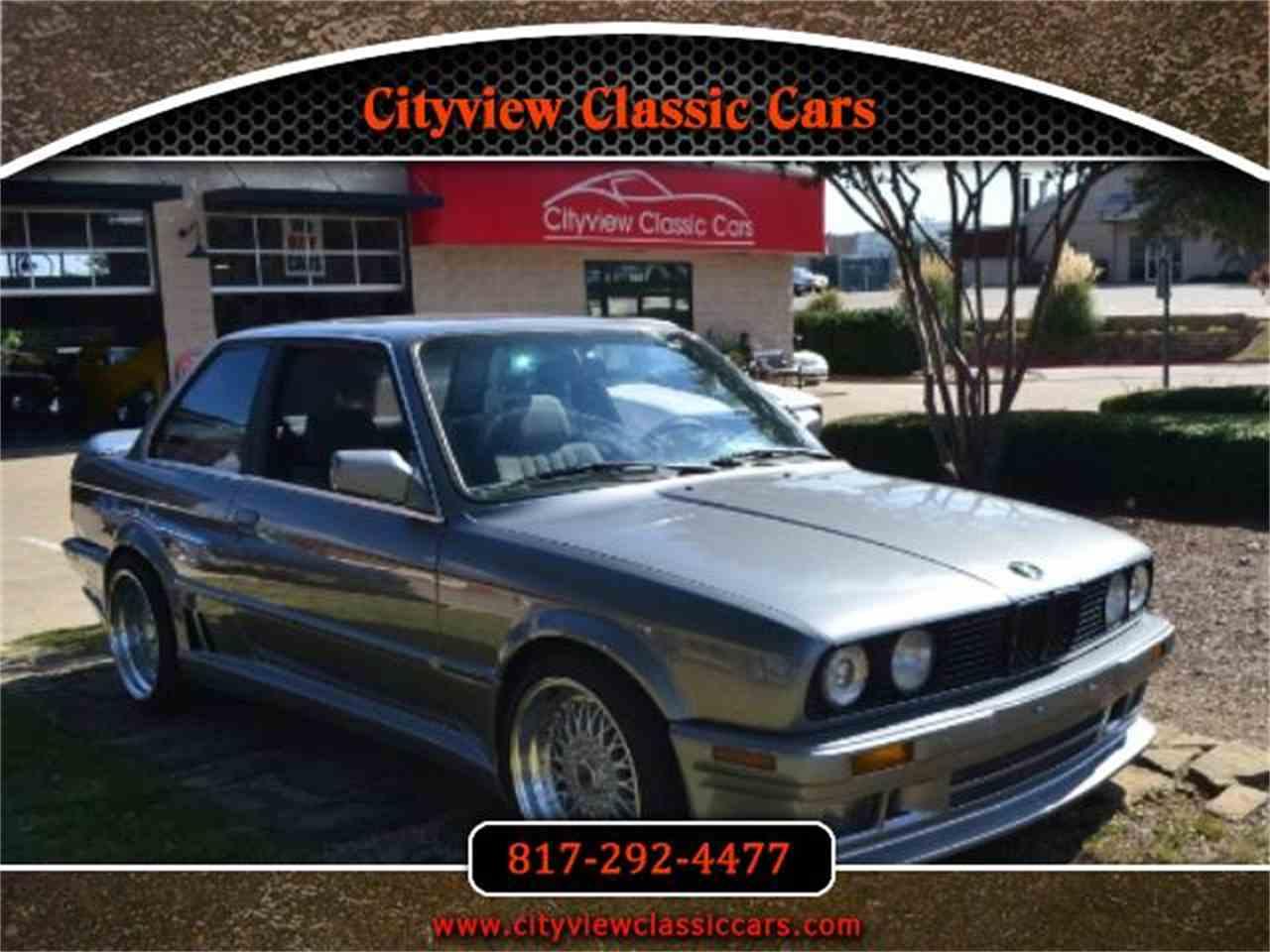 1989 BMW 3 Series for Sale | ClassicCars.com | CC-1031918