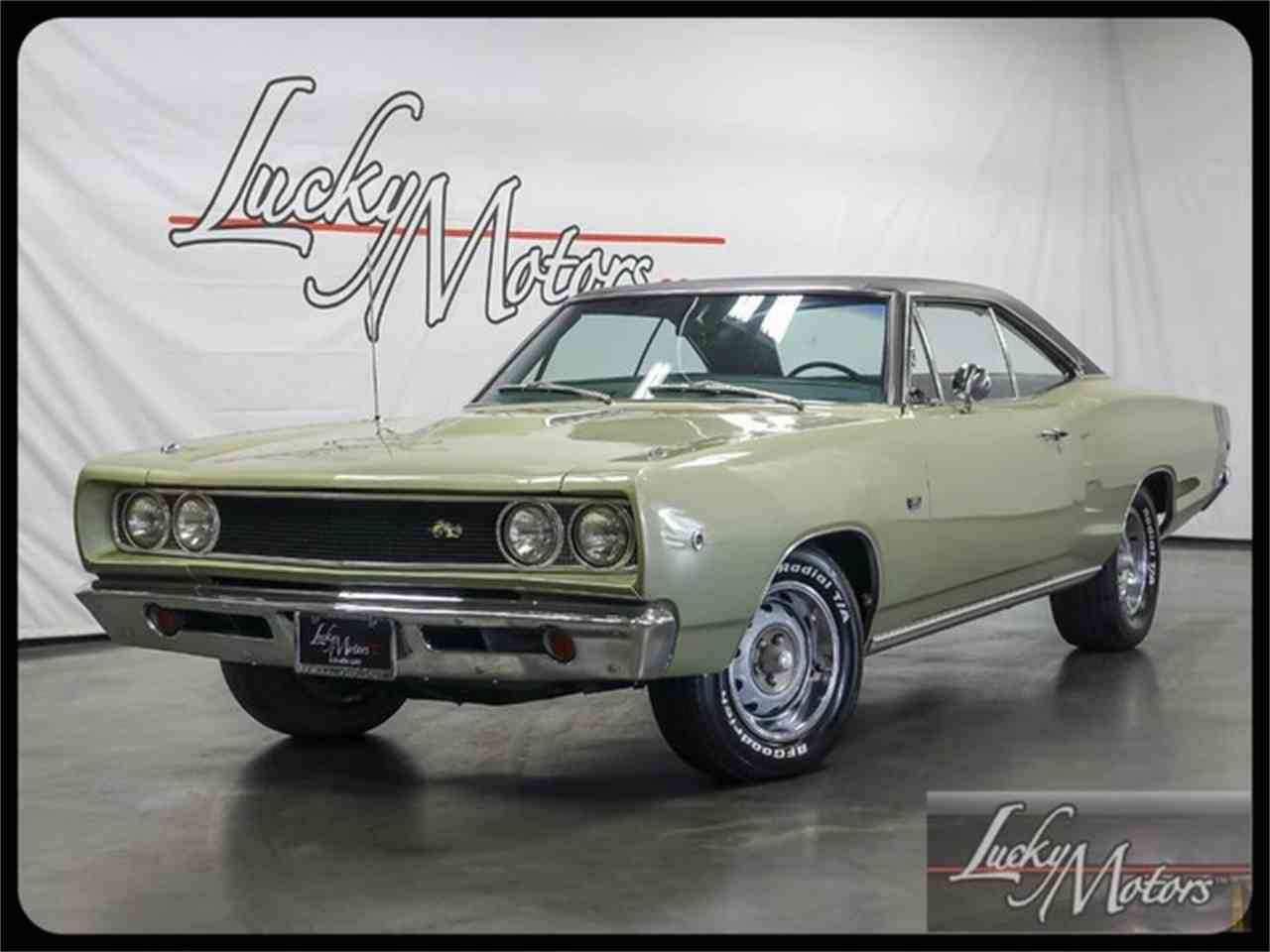 1968 Dodge Coronet for Sale | ClicCars.com | CC-1031929