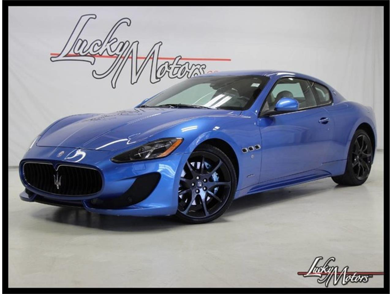 Large Picture of '13 GranTurismo located in Elmhurst Illinois - $60,980.00 Offered by Lucky Motors Of Villa Park - M48V