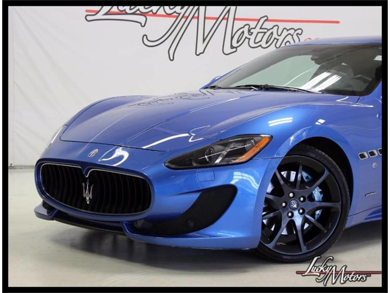 Large Picture of 2013 GranTurismo located in Elmhurst Illinois Offered by Lucky Motors Of Villa Park - M48V