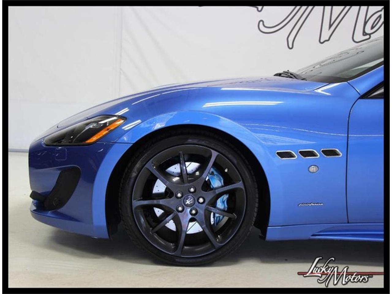 Large Picture of 2013 Maserati GranTurismo - $60,980.00 - M48V
