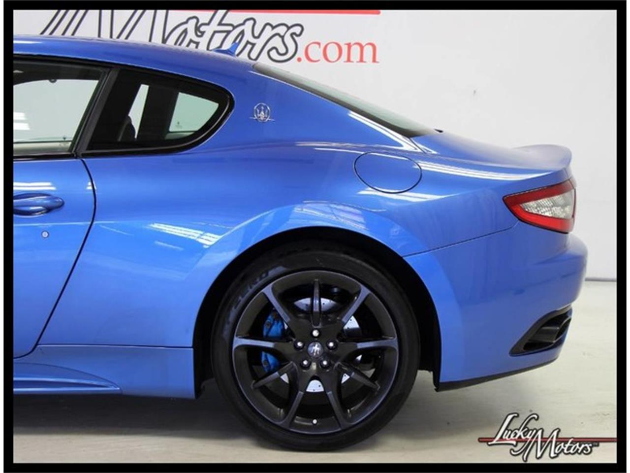 Large Picture of 2013 Maserati GranTurismo located in Illinois - $60,980.00 Offered by Lucky Motors Of Villa Park - M48V