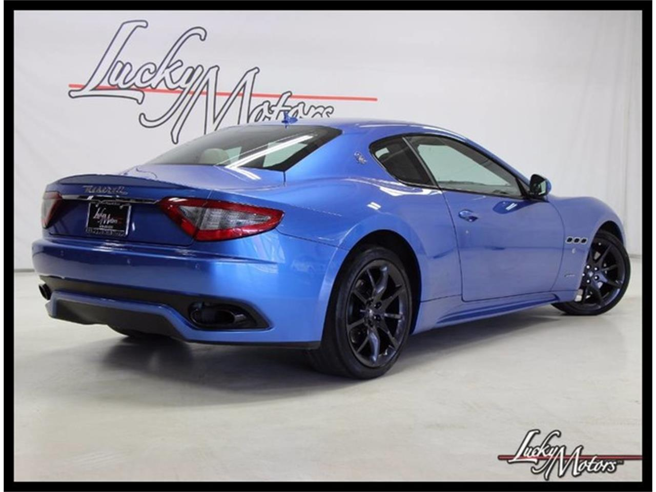 Large Picture of '13 GranTurismo located in Illinois Offered by Lucky Motors Of Villa Park - M48V