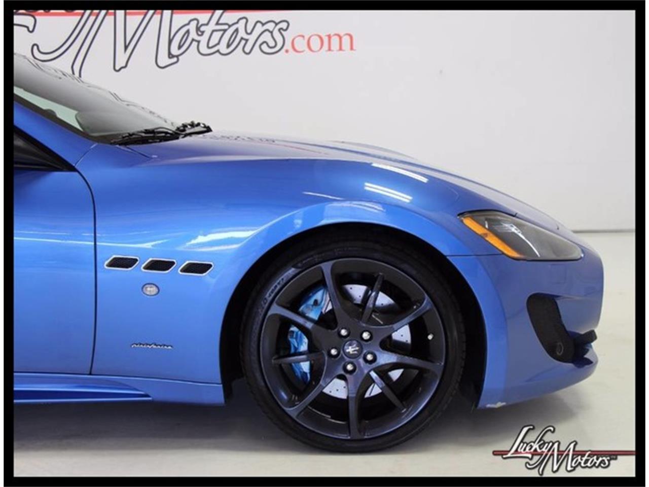 Large Picture of '13 Maserati GranTurismo located in Elmhurst Illinois - $60,980.00 - M48V