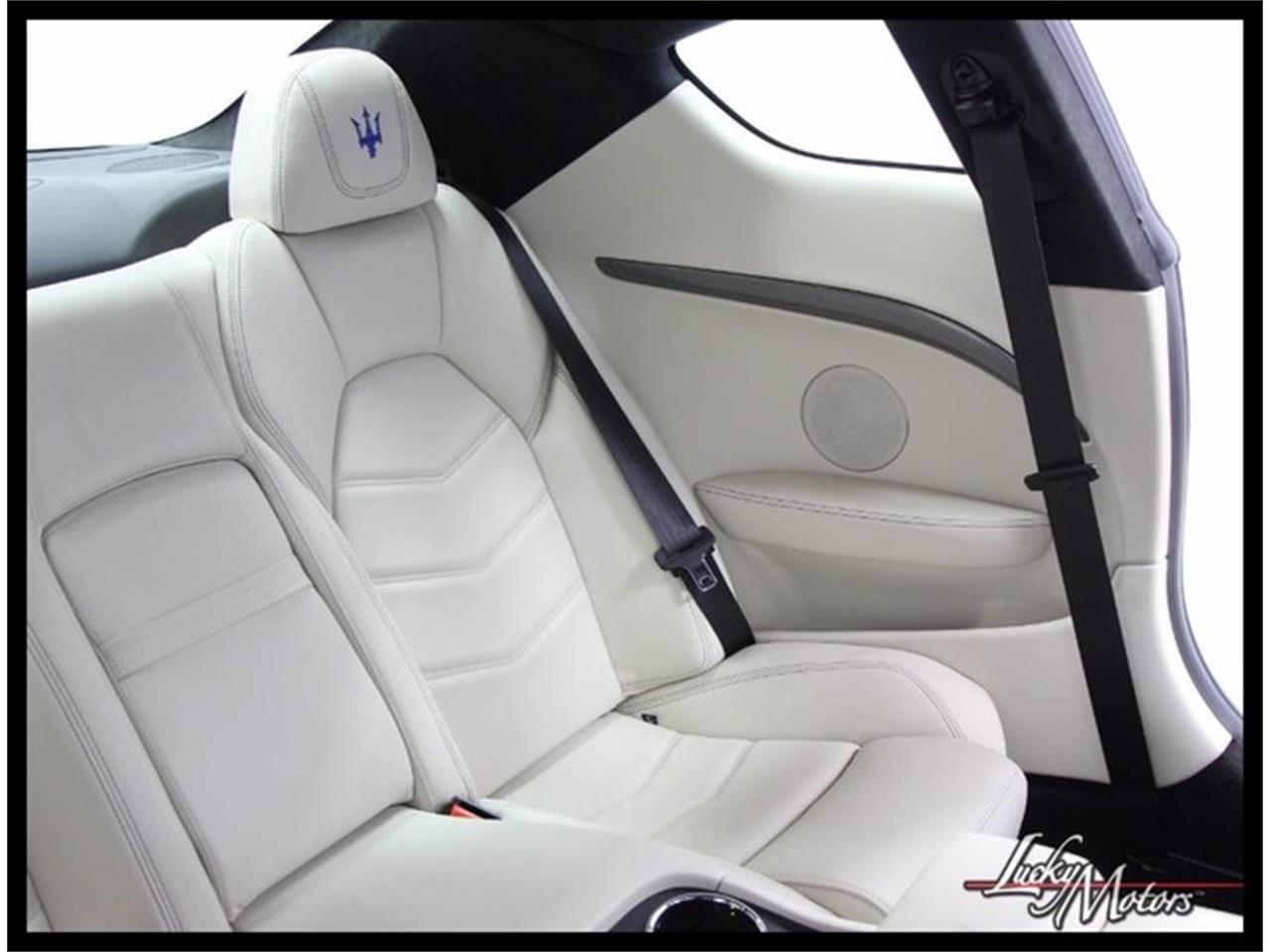 Large Picture of 2013 Maserati GranTurismo Offered by Lucky Motors Of Villa Park - M48V