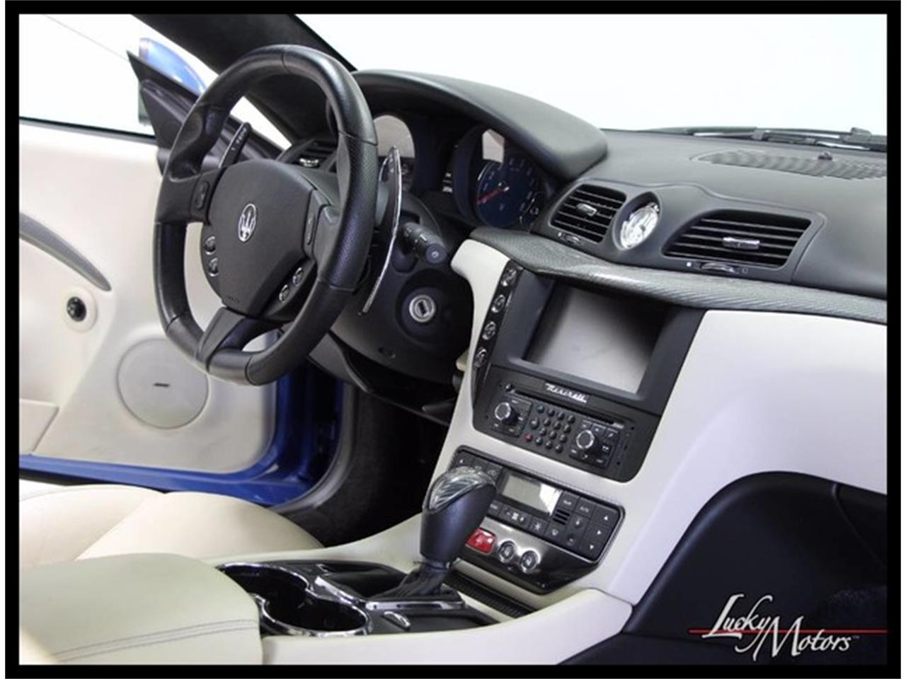 Large Picture of '13 Maserati GranTurismo - $60,980.00 Offered by Lucky Motors Of Villa Park - M48V