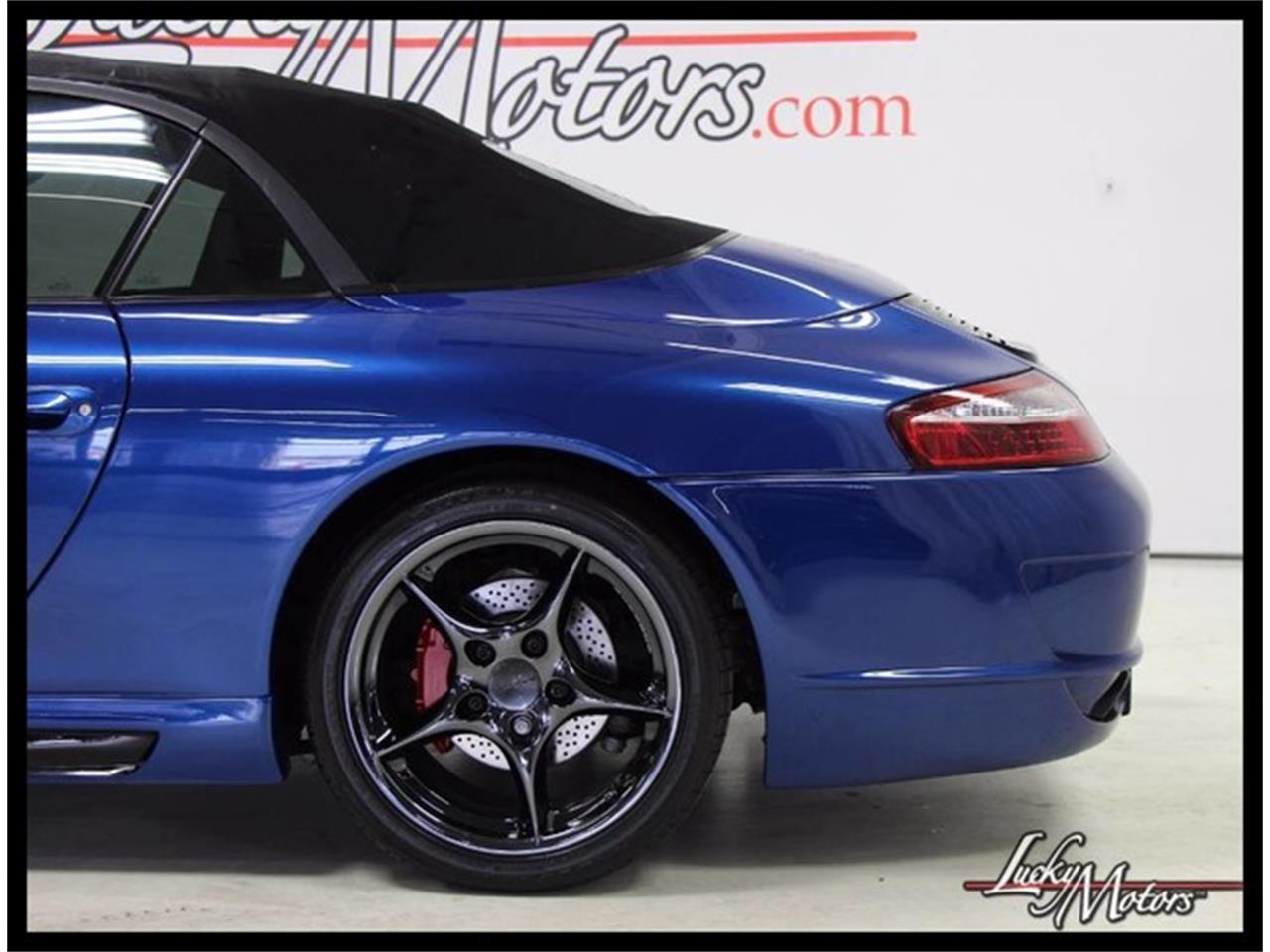 Large Picture of '02 911 Carrera - M490