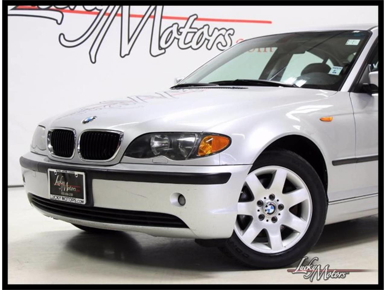Large Picture of '03 BMW 3 Series located in Illinois Offered by Lucky Motors Of Villa Park - M4A2