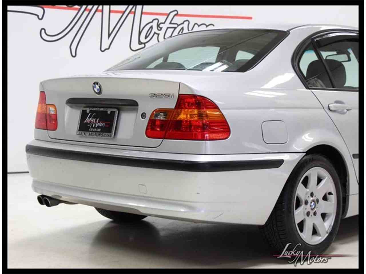 Large Picture of '03 3 Series - M4A2