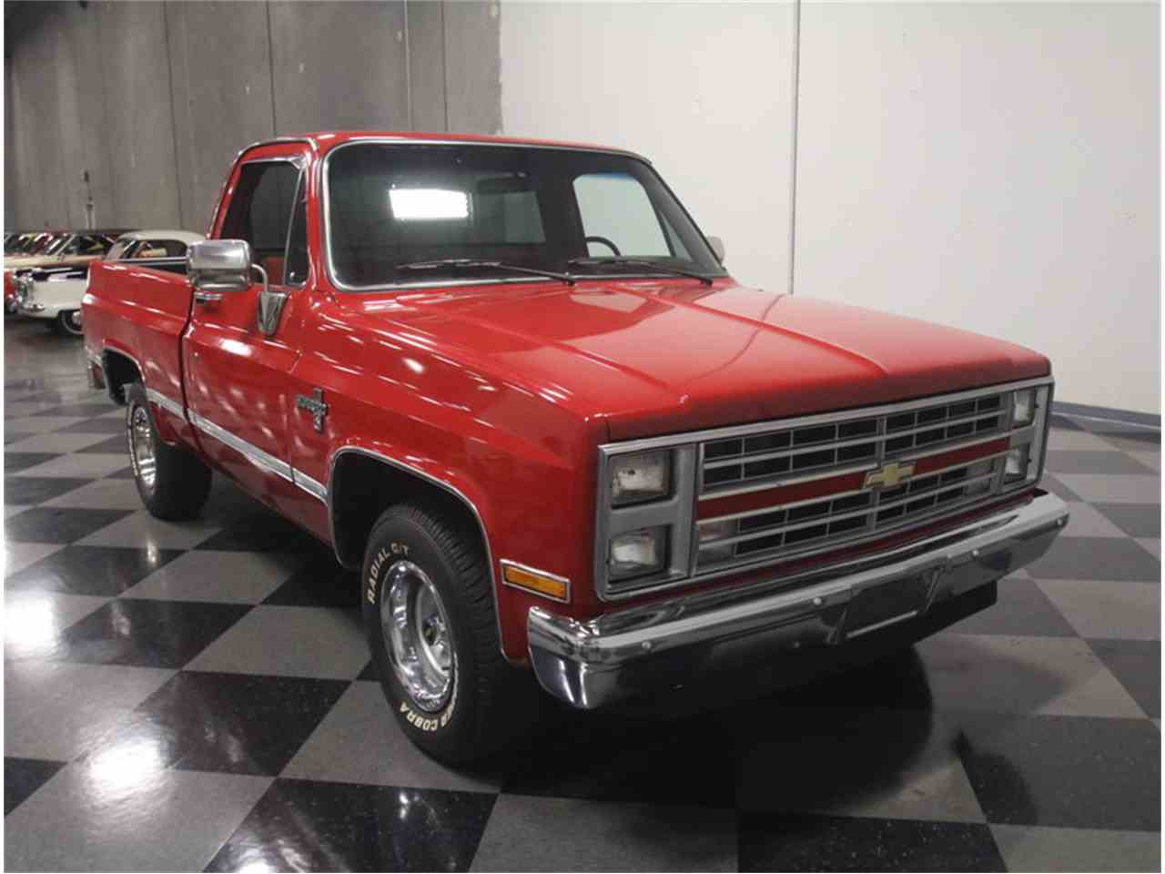 1985 chevrolet c10 silverado for sale cc 1031980. Black Bedroom Furniture Sets. Home Design Ideas