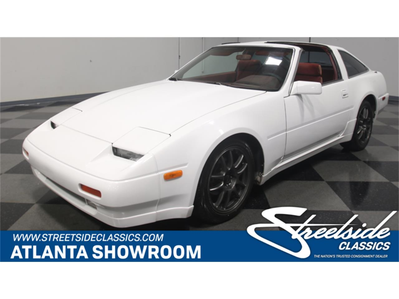 For Sale: 1987 Nissan 300ZX In Lithia Springs, Georgia
