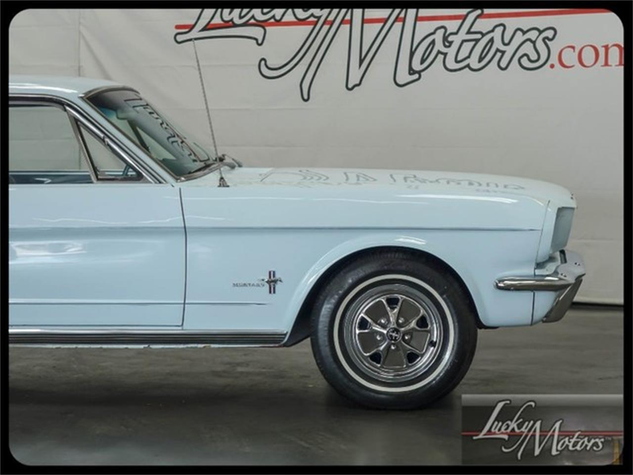 Large Picture of '66 Mustang - M4B0
