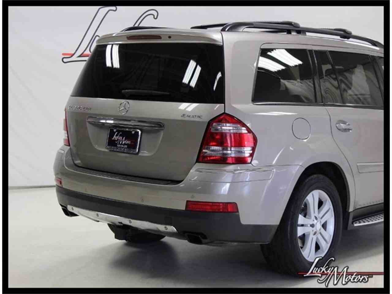 Large Picture of '08 GL450 - M4BL