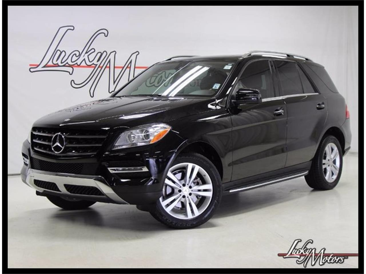Large Picture of 2015 M-Class Offered by Lucky Motors Of Villa Park - M4BO