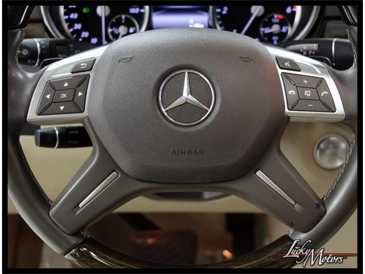 Large Picture of '15 Mercedes-Benz M-Class Offered by Lucky Motors Of Villa Park - M4BO