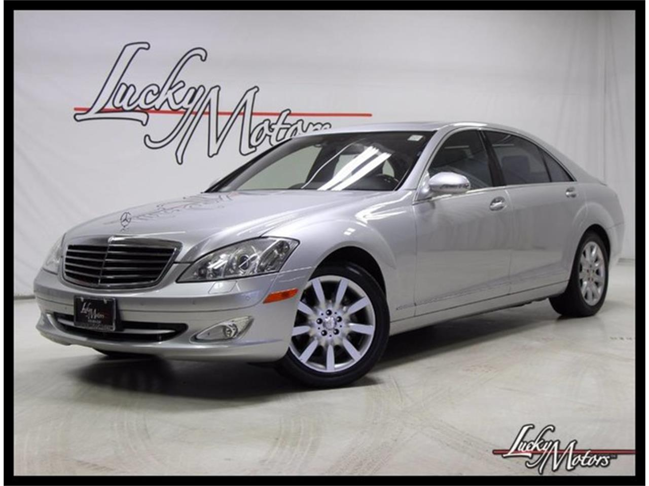 Large Picture of '08 Mercedes-Benz S-Class located in Illinois Offered by Lucky Motors Of Villa Park - M4BQ