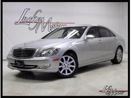 Picture of '08 Mercedes-Benz S-Class located in Elmhurst Illinois - $18,990.00 Offered by Lucky Motors Of Villa Park - M4BQ